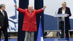 Le Pen convoqué pour son coup d'éclat du 1er