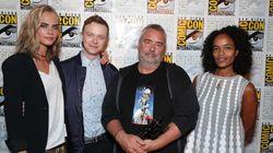 Luc Besson, star du Comic Con de San