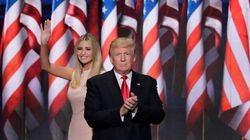 Et si c'était Ivanka Trump la vraie first lady de