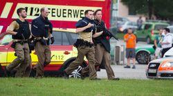 Une fusillade dans un centre commercial de Munich fait 9