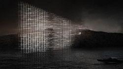 Ce phare futuriste est un hommage aux victimes du Costa