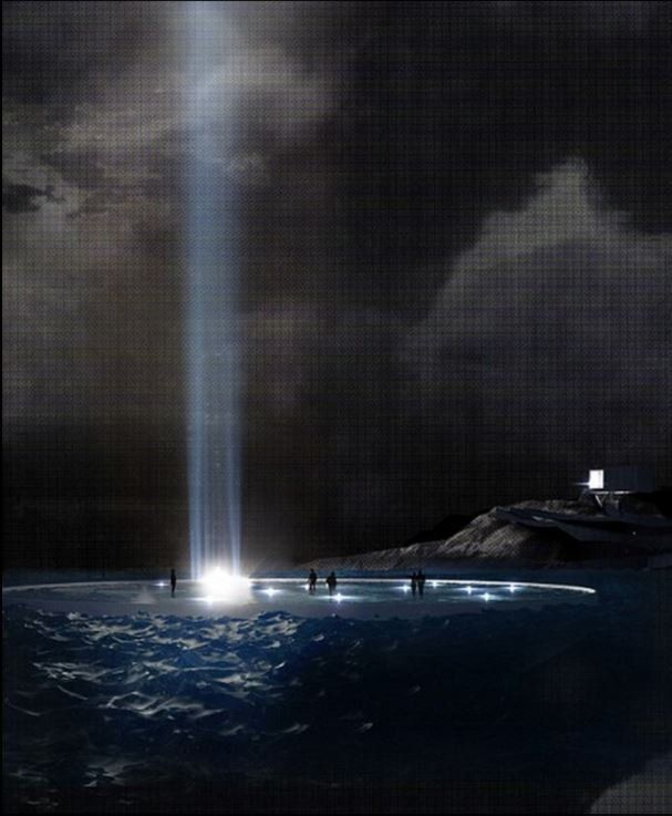 PHOTOS. Ce projet de phare futuriste gagne le concours Concordia