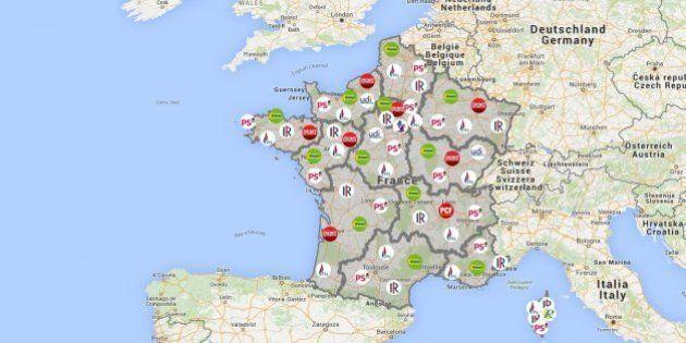 Jean-Yves Le Drian officiellement candidat aux régionales 2015: découvrez les autres principales têtes