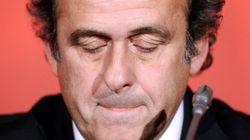 Michel Platini lâché par la Fédération