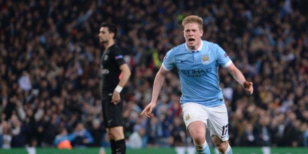 VIDÉOS. Le résumé et le but de Manchester City-PSG en Ligue des