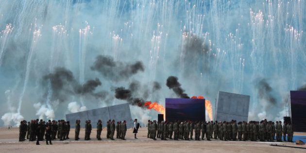 PHOTOS. 70e anniversaire du Débarquement : les moments forts de la journée en