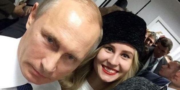 Ce selfie avec Vladimir Poutine a bien fait rire les