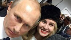 Ce selfie avec Vladimir Poutine vaut le