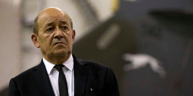 Jean-Yves Le Drian candidat en Bretagne:
