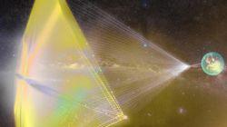 Hawking investit 100 millions de dollars pour créer de mini vaisseaux ultra