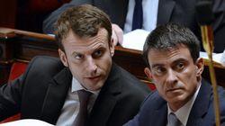 Valls et Macron minimisent la censure partielle du Conseil