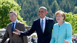 Climat, Ebola, femmes... l'agenda officiel du G7 va-t-il passer à la