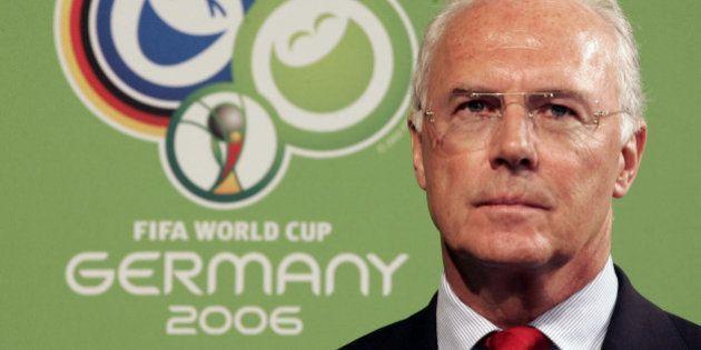 Corruption à la Fifa: l'Allemagne aurait livré des armes à l'Arabie Saoudite contre son vote pour le...