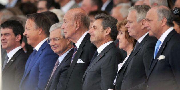 Retour de Sarkozy: omniprésent, l'ancien président cherche à entretenir la