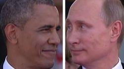 Obama-Poutine,