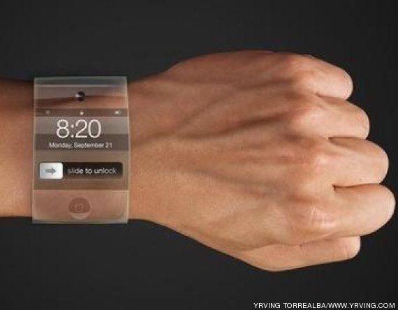 iWatch : sortie de la montre connectée d'Apple en octobre, selon des sources