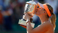Maria Sharapova remporte