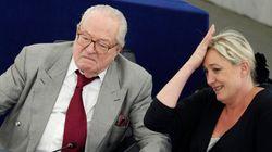 Père l'impudeur: le lourd héritage de Le Pen à sa