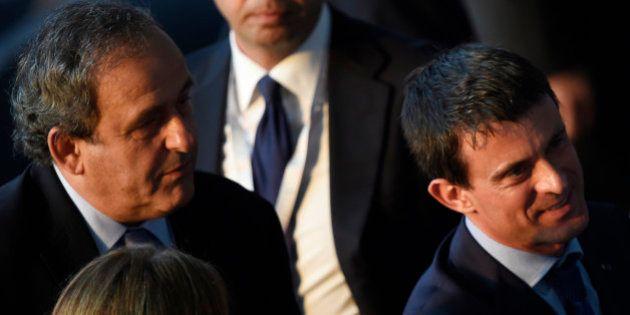 Ligue des champions: Manuel Valls encore critiqué après son aller-retour pour assister à la finale
