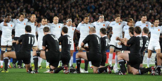 France - Nouvelle-Zélande: face au haka des All Blacks, les Bleus ne prévoient