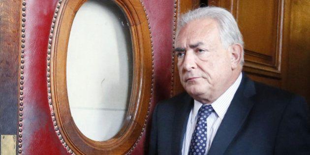 DSK attaque pour dénonciation calomnieuse alors qu'il est cité dans une plainte pour