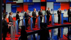 Au premier débat des primaires républicaines, Trump fait son