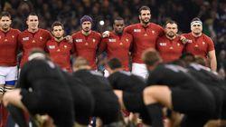 Face au haka des All Blacks, le XV de France se la joue
