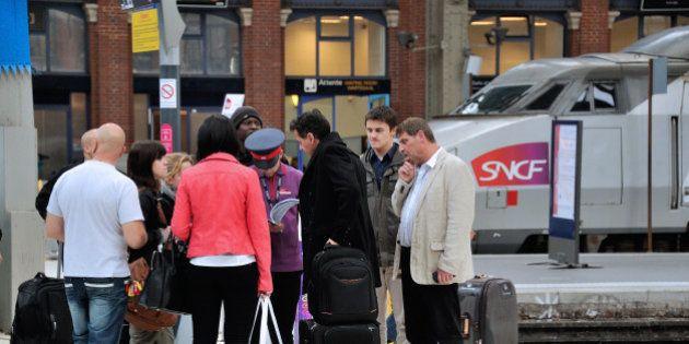 Grève : le trafic SNCF sera sérieusement perturbé le 11