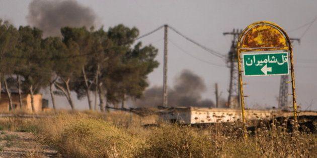 En Syrie, la coalition frappe Daech au profit des rebelles et