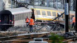 Accident de Brétigny: le rapport qui accable la