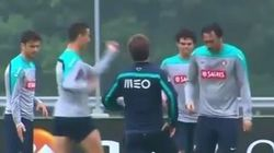 Cristiano Ronaldo a déjà adopté la Brazil