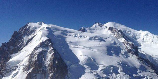 PHOTOS. Première ascension du Mont Blanc: 229 ans après les internautes publient leurs plus belles photos...