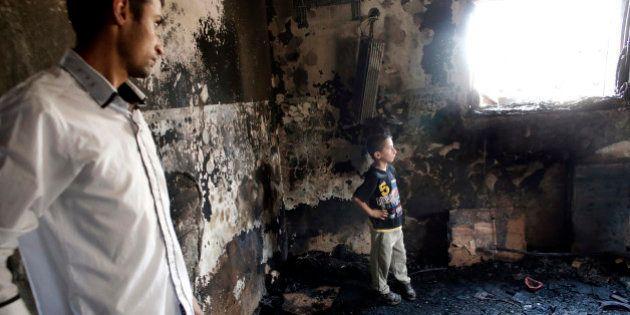 Israël: le père du bébé palestinien brûlé vif succombe à son