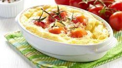 La recette du week-end: clafoutis aux tomates