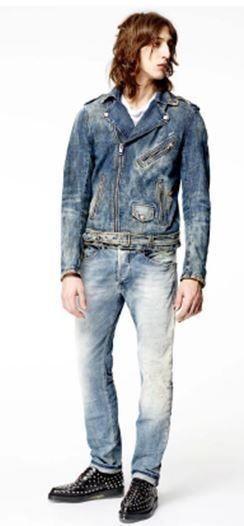 Le jean : L'histoire d'un vêtement