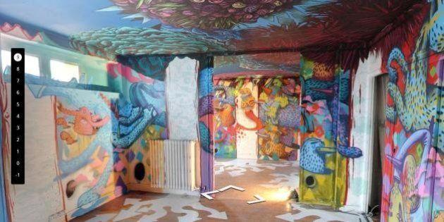 Street art : Google lance une plate-forme pour découvrir les œuvres du monde