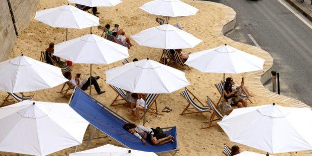 Tel Aviv sur Seine: polémique autour d'une manifestation de Paris Plage mettant à l'honneur la ville