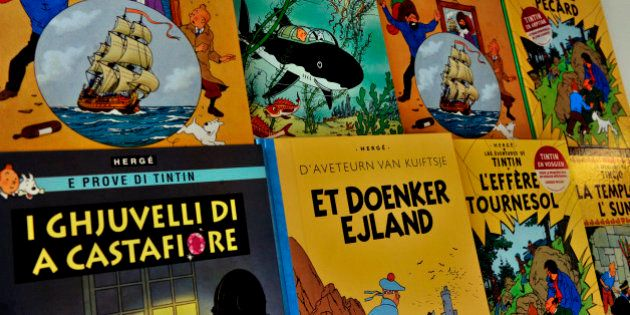 Tintin: les héritiers de Hergé n'ont pas les droits sur les albums de Hergé et risquent de devoir indemniser...