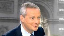 Bruno Le Maire annonce qu'il sera candidat à la présidence de