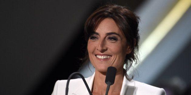 Nathalie Iannetta à l'Elysée pour préparer l'Euro