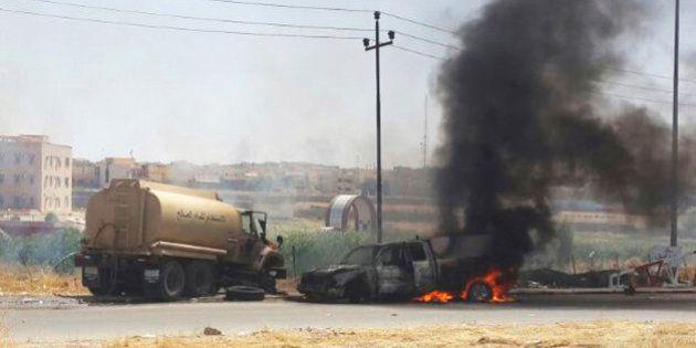 La situation en Irak s'aggrave après l'avancée sans précédent de