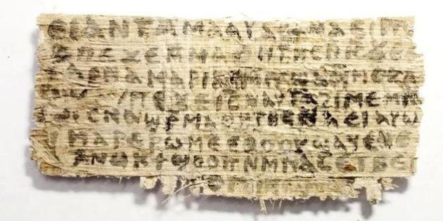 Jésus était-il marié ? Le papyrus qui l'affirme date bien des Chrétiens