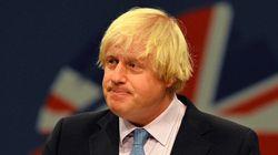 Le maire de Londres accepte de se faire asperger par un canon à