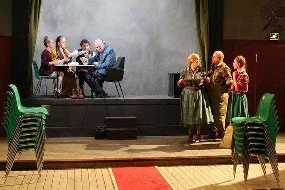Le faiseur de théâtre, de Thomas Bernhard par Julia