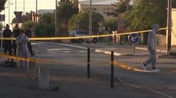 La gendarmerie de Bastia mitraillée avant la visite de