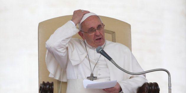 Abus pédophiles : le pape François