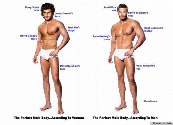 Avoir un corps parfait ? Il faudrait déjà que les hommes et des femmes se mettent