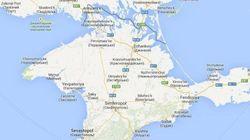 Pour Google Maps, la Crimée est russe... mais seulement en