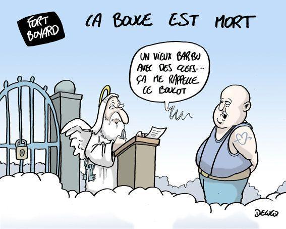 Fort Boyard: décès de La
