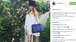 Sur Instagram, la publicité envahit les comptes des people (mais vous n'êtes pas toujours au